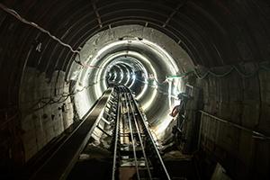 Tunnels - ATEX LED LINE